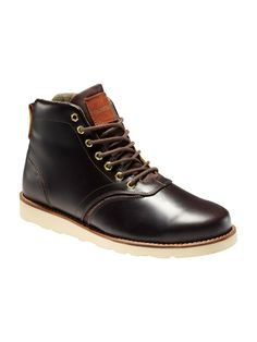 Bishop Boots by Quiksilver.  OMG Shoes.