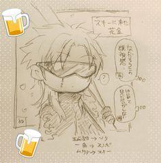Nanbaka Anime, Musashi, Rwby, Manhwa, My Favorite Things, Comics, Building, Season 3, Characters