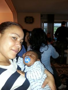 Me kleinste neefje Jamal♥♥