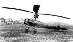 La Cierva C-6 Autogyro