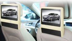 9″ TFT LCD Screen Clip-on Headrest Slot-in HDMI DVD Player with USD/SD/IR/FM/Speaker/Game Portable DIY Installation Car Monitor - shop online9″ TFT LCD Screen Clip-on Headrest Slot-in HDMI DVD Player with USD/SD/IR/FM/Speaker/Game Portable DIY Installation Car Monitor Features: 4 SOUND TRANSMISSION METHODS: 1. Built-in FM Transmitter – send audio signal to your car FM audio system 2. Built-in IR Dual Channels – rear passengers can use wireless headphon