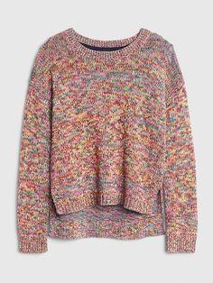 fe16b139b19 Rainbow Crewneck Sweater