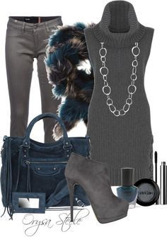 """""""Fashion Statement"""" by orysa ❤ liked on Polyvore"""