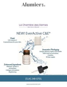 EverActive C&E has arrived – La Chambre Des Dames Vitamin C, Collagen, Your Skin, Packaging, Skin Care, Bottle, Day, How To Make, Blog