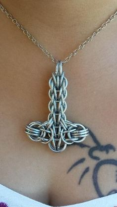 Norse Thor's Hammer Pendant Large by NorseTreasureChest on Etsy, $15.00 by sheila.moose