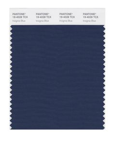 Pantone Smart Swatch 19-4028 Insignia Blue