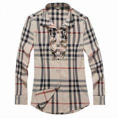 Burberry Women S-2XL Shirt 2014-2015 BWS081