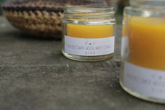 raw beeswax + wood wick candle | hand-poured and sustainably harvested jar…