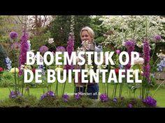 Zelf doen: bloemstuk op de tuintafel - 247Green.nl