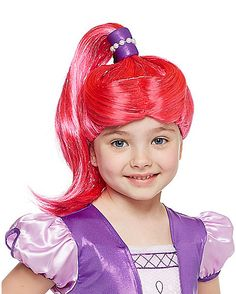 Kids Shimmer Wig Deluxe - Shimmer and Shine Halloween Costume Accessories, Halloween Costumes For Girls, Halloween Dress, Spirit Halloween, Girl Costumes, Halloween Kids, Happy Halloween, Shimmer And Shine Costume, Shimmer N Shine