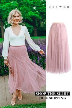 7c93c7a08ee7c Free Shipping & Easy Return. Up to 30% Off. Dots Opportunity Tulle