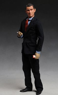 """The Twilight Zone"" Rod Serling Action Figure 