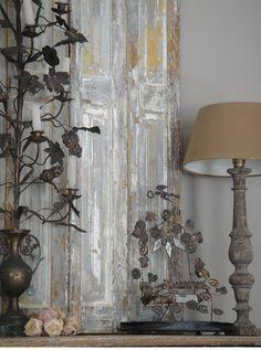 Rustic patinas