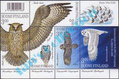 Finland - Owl, 1998