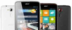 """Acer Liquid Z4 El nuevo smartphone de la serie Z tiene pantalla de 4"""", nueva interfaz de usuario, cámara de 5 MP autofoco y flash LED."""