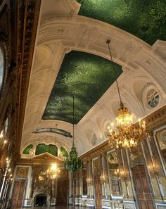 Palazzo reale di Laeken Bruxelles