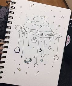 Trendy Book Art Ideas Bullet Journal Doodle Art will be an enjoyable means to Bullet Journal Ideas Pages, Bullet Journal Inspiration, Journal Ideas Tumblr, Bullet Journal Quotes, Doodle Drawings, Art Drawings Sketches, Cute Drawings Tumblr, Lyric Drawings, Simple Drawings