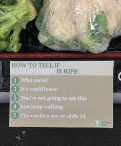 "obviousplant: "" How to tell if fruits and veggies are ripe """