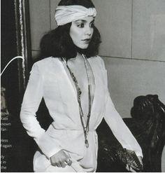 Bianca Jagger or Vanessa Hudgens?