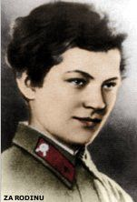 Natalia Kovshova - Woman Russian sniper - 167 kills