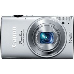 Canon PowerShot ELPH 330 Digital Camera with Optical Image Stabilized Zoom with LCD (Silver) - My Canon Digital Camera Canon Elph, Canon Powershot Elph, Best Digital Camera, Best Camera, Digital Cameras, Canon Digital, Digital Slr, Cameras Nikon, Slr Camera