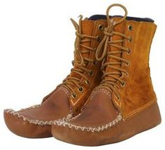 How to Make Daniel Boone Moccasin Boots thumbnail