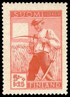 Red Cross, Postage Stamps, Finland, Auction, Image, Art, Postage Stamp Design, Europe, Art Background