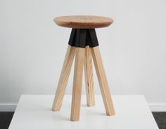 """Check out this @Behance project: """"Collar Stool Collection"""" https://www.behance.net/gallery/7740913/Collar-Stool-Collection"""