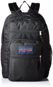 Jansport Big Student Backpack (Black) - JanSport classic backpacks were made for exactly what today's students need - versatility. Designed for on campus or off, iconic styles fit flexible lifestyles and changing needs. Best Laptop Backpack, Backpack Travel Bag, Backpack Brands, Jansport Backpack, Black Backpack, Fashion Backpack, Best Backpacks For College, Cool Backpacks, Accessories