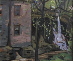 Alfred Joseph Casson, 'Crook's Hollow - The Old Mill' at Mayberry Fine Art