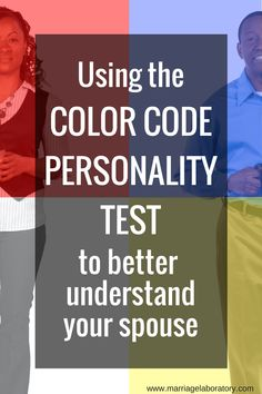 Color Code Personality Test: Understanding your partner's motivations, strengths and limitations is key to any // Marriage Laboratory Marriage Relationship, Happy Marriage, Marriage Advice, Relationship Quizzes, Marriage Box, Strong Marriage, Christmas Gifts For Husband, Romance, Couple Quotes