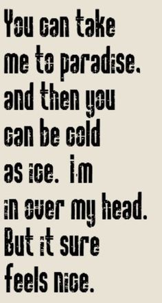 21 Best famous song quotes images | Song quotes, Song lyric ...
