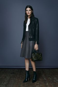 ALLSAINTS: Women's lookbook 2014 November