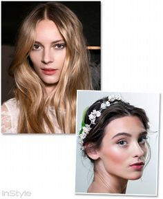 Bahar Podyumlarından Saç Modelleri