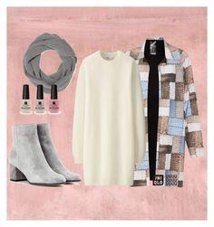 """Be Classy"" by melli-ssa ❤ liked on Polyvore featuring Uniqlo, Rothko, Norma Kamali, Gianvito Rossi, The Elder Statesman and Victoria's Secret"