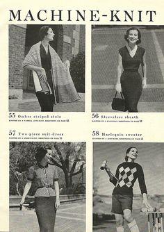 machine-knit