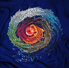 Meri Macramè creazioni in micro macramè | FIBER ART