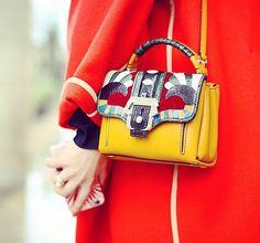 sac paula Cademartori femme bag accessories woman cute fashion trend colours