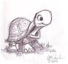 Výsledek obrázku pro turtles drawings
