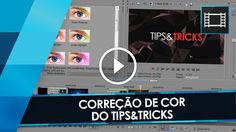 Tutorial Sony Vegas: Correção de Cor do TIPS&TRICKS                                           Confira 50 DICAS E TRUQUES DE SONY VEGAS! ➨ http://www.youtube.com/watch?v=FGI8zHIdTrY -~-~~-~~~-~~-~- ★ ASSISTA AO TIPS&TRICKS! http://www.youtube.com/playlist?list=PLiIkFK6GN1dKQoehp5JcbboBLAm20S_4E ▶ Site: http://brainstormtutoriais.com ▶...