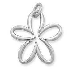 Flowing Petals Pendant at James Avery