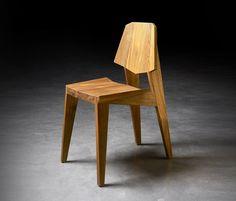 Shanghai chair by Thomas Wüthrich & Yves Raschle