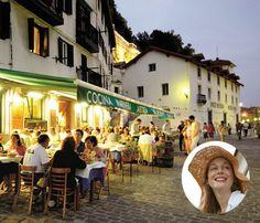 Summer Travel Plans ~ Northern Spain: along the coast , to the towns San Sebastian, Bilbao, Santander and Leon