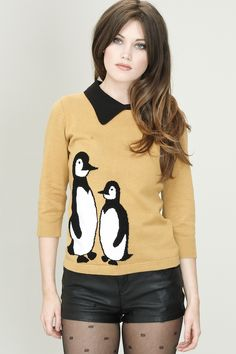 Penguin Sweater Additional Image 2