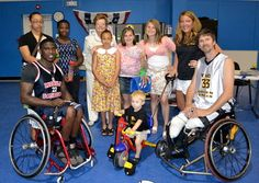 Boys & Girls Club holds wheelchair basketball tournament fundraiser. The Mobile wheelchair basketball team sponsored by the University of Southern Mississippi, along with wheelchair players from New Orleans to the Florida panhandle, took part in the tournament.