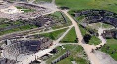 CIUDAD ROMANA DE SEGOBRIGA (Saleices, Cuenca) - Es una de las ciudades romanas mejor conservadas y su conjunto arqueológico es uno de los más importantes de la meseta