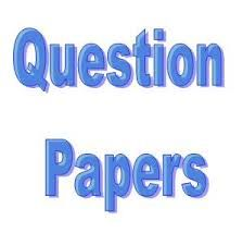 davv mba 1st sem exam papers