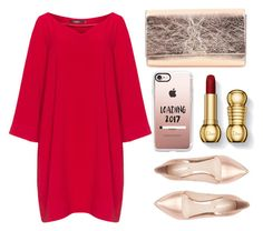 """""""My First set this year !"""" by piedraandjesus ❤ liked on Polyvore featuring Mat, Nicholas Kirkwood, Casetify and Yves Saint Laurent"""