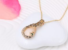 Crystal Peacock Jewellery Set