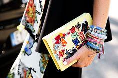 All the best street style at Milan Fashion Week, Buro 24/7 Australia, Buro 24/7